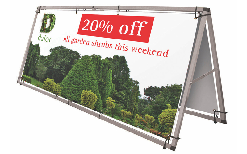 roller banner printing services