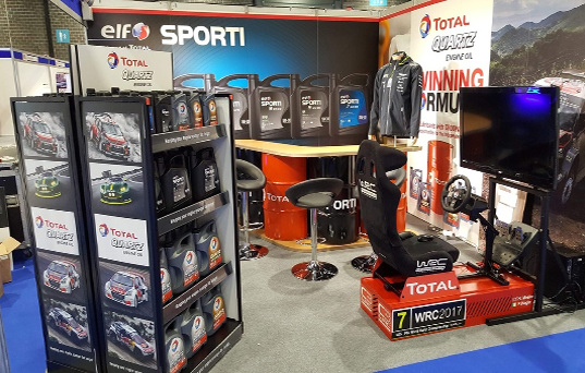 Total UK displays provided by CSDPrint